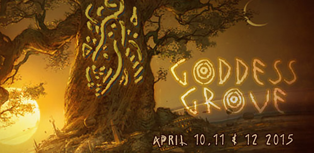 Goddess Grove PreParty