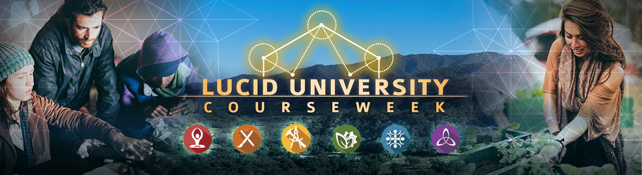 Lucid University Footer Image