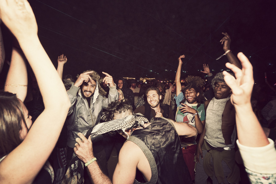 Late night vibes at the Lucid Stage. This playlist will get you in that vibe!