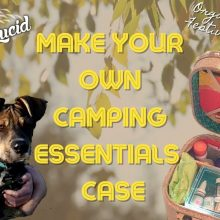 DIY - Make Your Own Camping Essentials Case